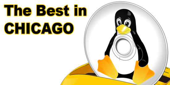 The best Linux solutions in Chicago